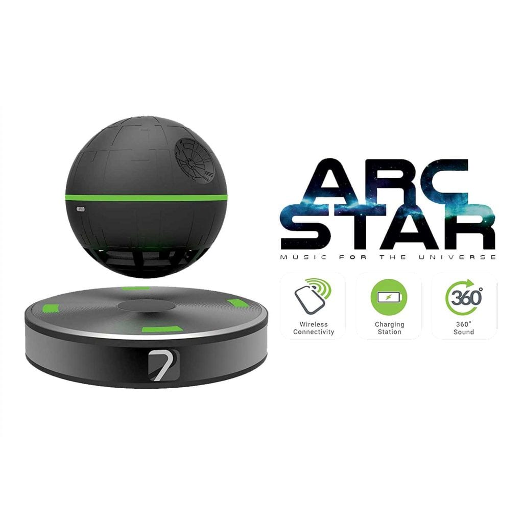 Floating Bluetooth Speaker - Creative Gadgets For Boyfriend - Features
