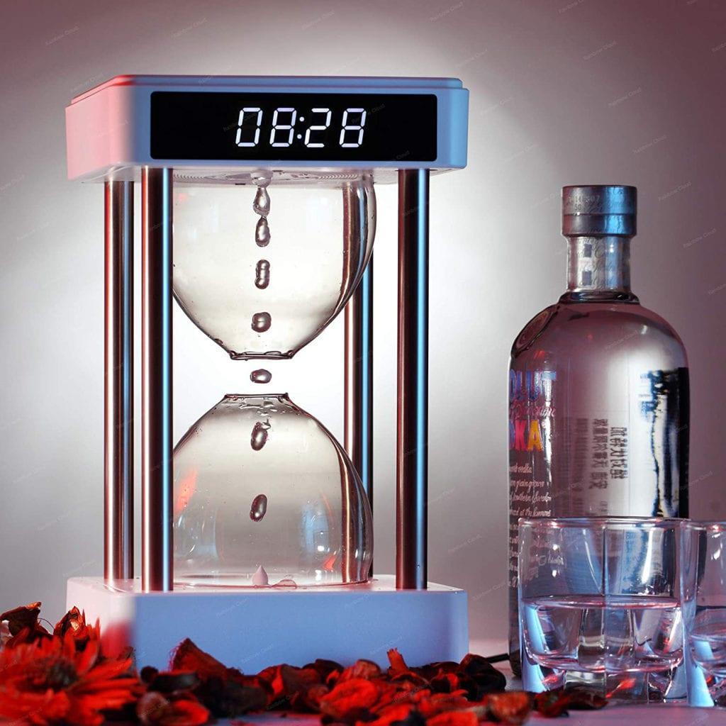 Anti-Gravity Levitating Water Drop Hydra Lamp Night - Unusual Birthday Gifts For Him