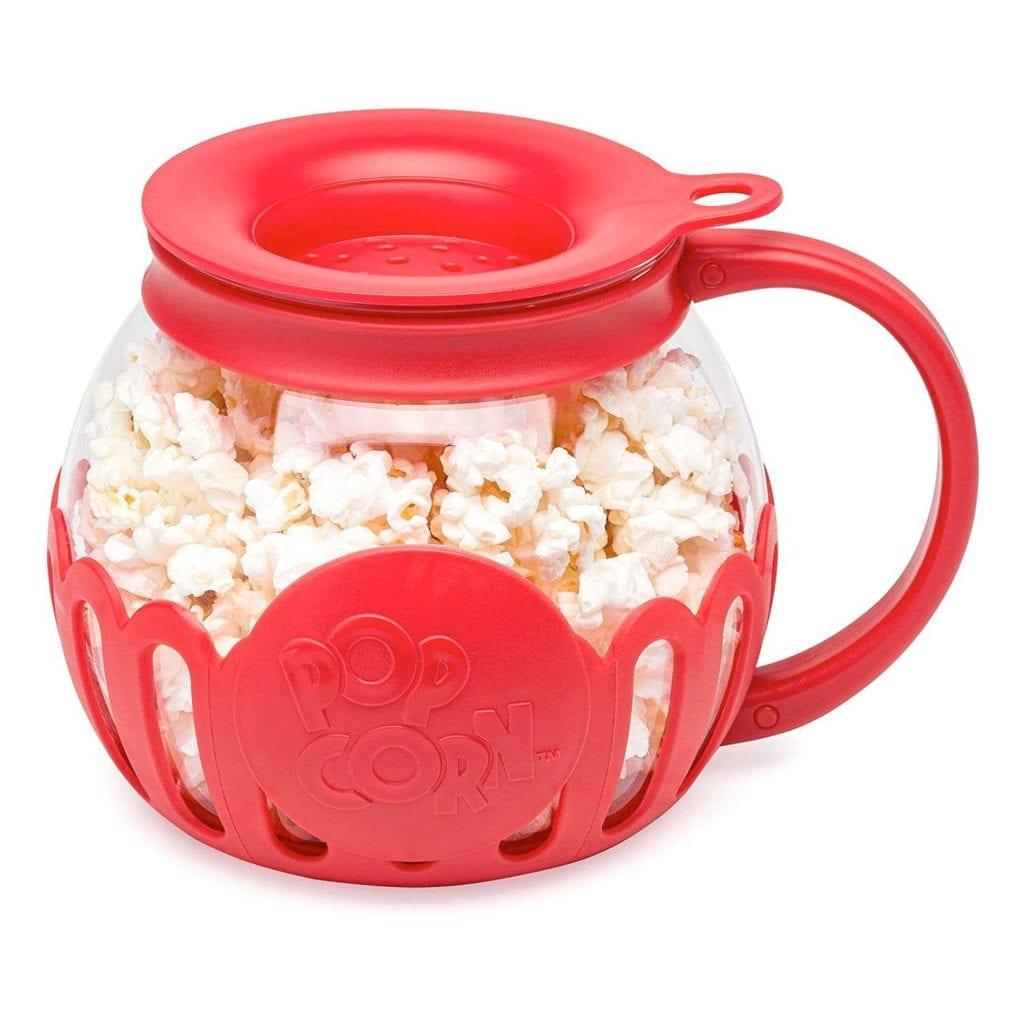 Micro-Pop Microwave Hot Air Popcorn Maker Main Image - Creative Anniversary Presents For Him