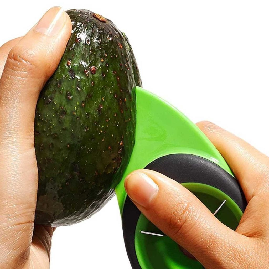 3-in-1 Avocado Slicer Pitter and Scooper Slicing - Creative Gadgets For Boyfriend