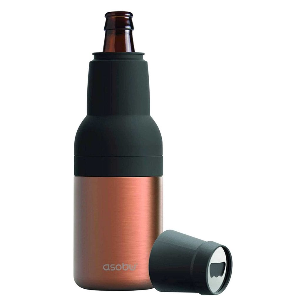 Deluxe 2-in-1 Stainless Steel Beer Bottle and Can Cooler Main Image - Cool Birthday Gifts For Guys