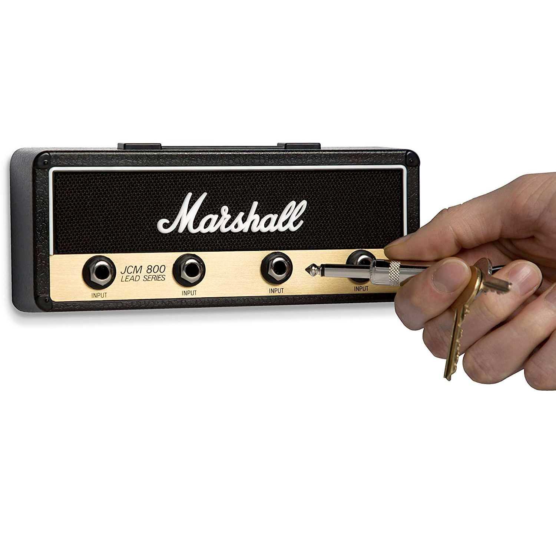 Marshall Jack Rack Guitar Amp Key Hanger Plugging In - Badass Birthday Gifts For Guys