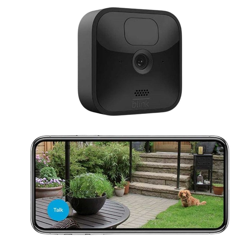 Outdoor Wireless HD Motion Detection Security Camera Phone - Awesome Mens Christmas Gifts
