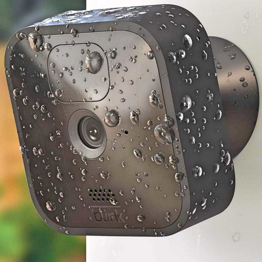 Outdoor Wireless HD Motion Detection Security Camera Rainy - Awesome Mens Christmas Gifts