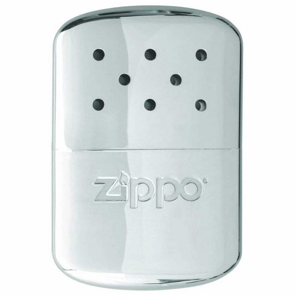 Zippo Flameless 12-Hour Refillable Hand Warmer Main Image - Best Christmas Gifts For Dad
